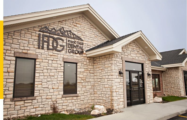 The Idaho Falls Dental Group office.